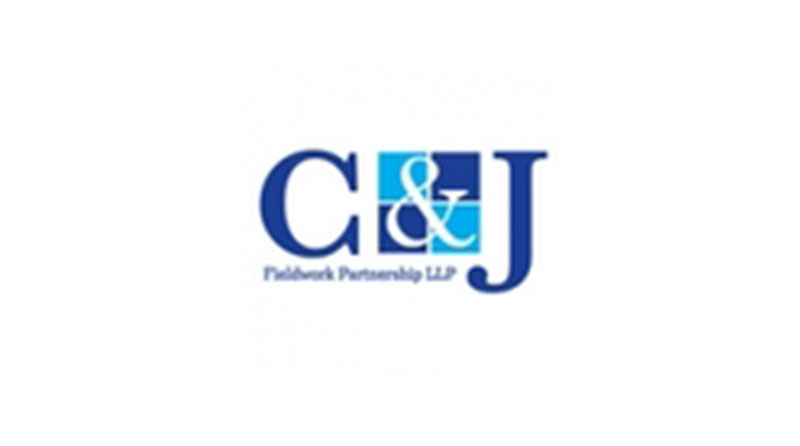C&J Fieldwork Partnership logo