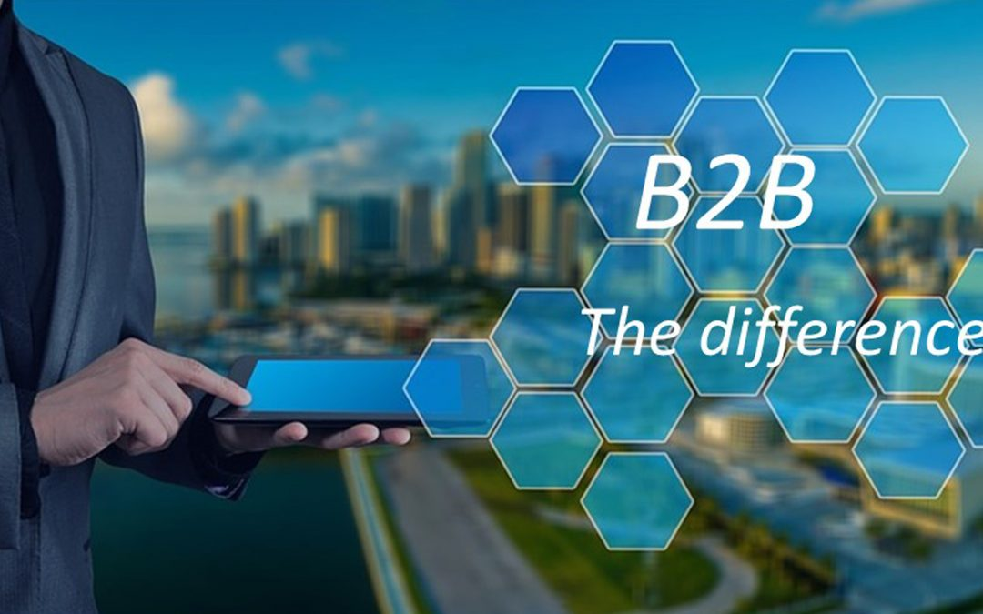 Defining B2B market research –  whether (and how) it is different…